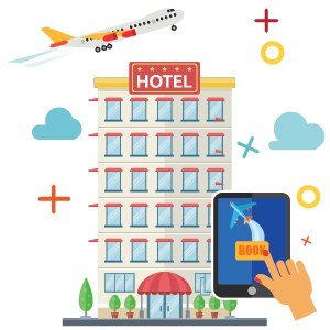 Hotel & Flight Booking